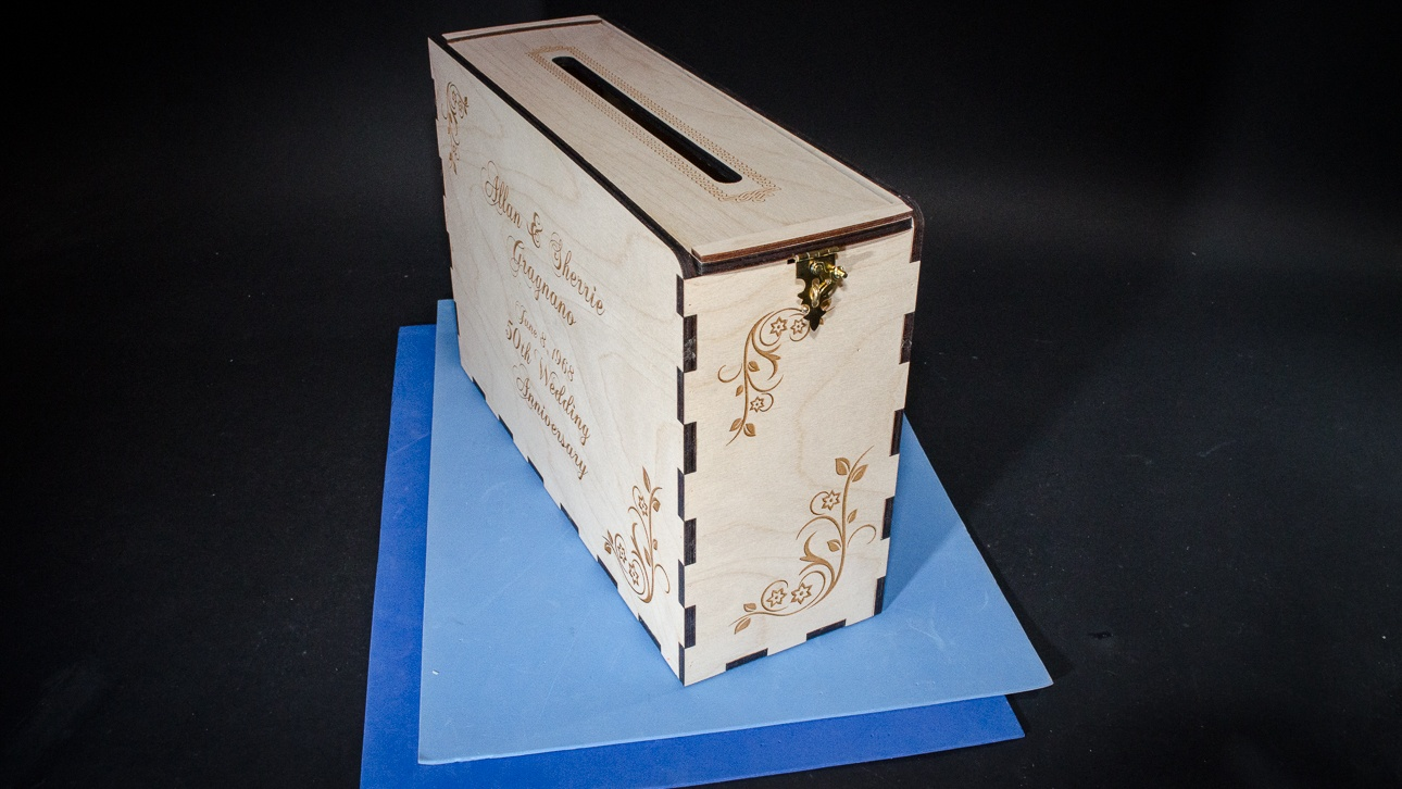 Slim Style Card Box